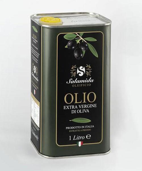 Olio Extravergine Lattina 1 Litro