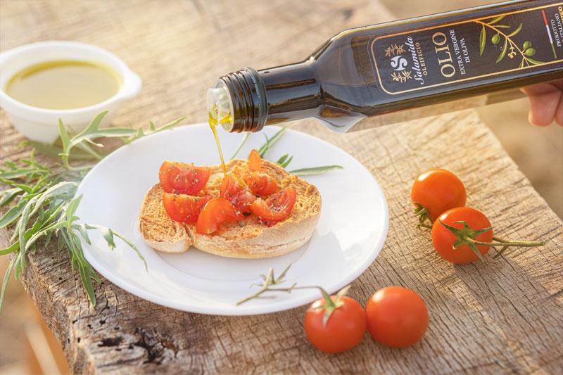 Degustazione Guidata Olio Salamida